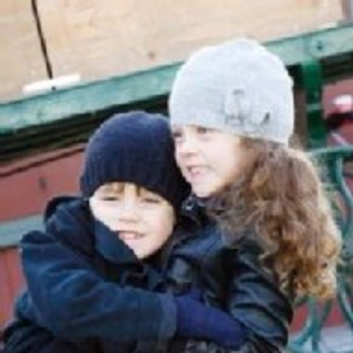 Liam and beth Our Hero
