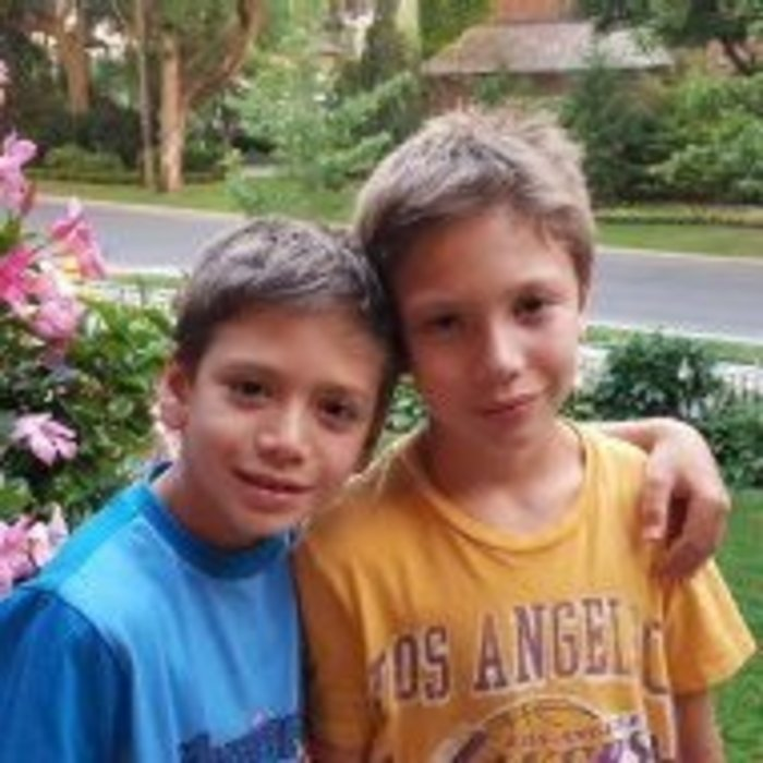 Ronan and jax Our Hero